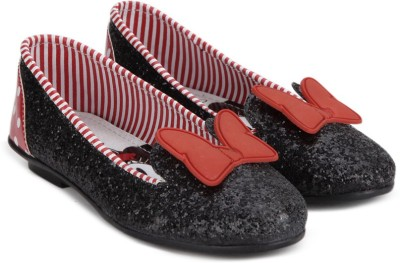 Disney Boys Slip On Slipper Flip Flop(Black)