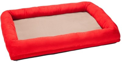 petitude pet store RC136 S Pet Bed(Red & Cream)