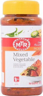 MTR Mixed Vegetable Pickle(500 g)