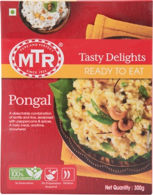 MTR Ready To Eat - Pongal 300 g