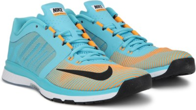 Nike ZOOM SPEED TR3 Training Shoes For Men(Blue) 1