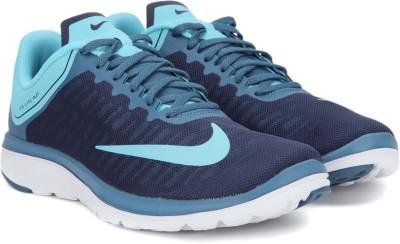 Nike FS LITE RUN 4 Running Shoes For Men(Blue) 1