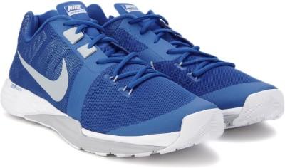 Nike PRIME IRON DF Training Shoes For Men(Blue) 1