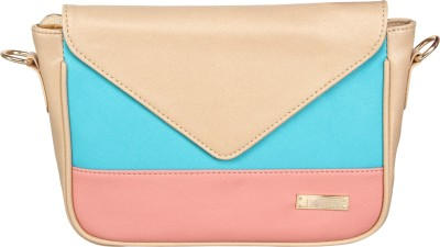 Horra Women Multicolor PU Sling Bag at flipkart