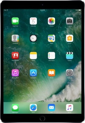 View Apple iPad Pro 512 GB 10.5 inch with Wi-Fi Only(Space Grey)  Price Online