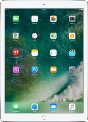 View Apple iPad Pro 512 GB 12.9 inch with Wi-Fi Only(Silver)  Price Online