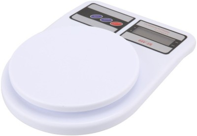 E-DEAL SF-400 10 kg Weighing Scale(White)