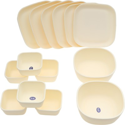 Rich Craft International Dinner Set(Plastic) at flipkart