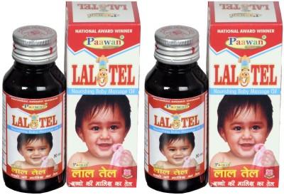 Paawan Paawan Lal Tel - Pack of 2(100 ml)