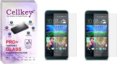 Cellkey Tempered Glass Guard for Htc Desire 620g  available at flipkart for Rs.149