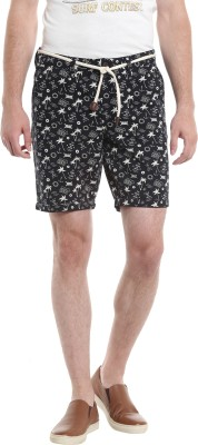 Jack & Jones Printed Men Multicolor Chino Shorts  available at flipkart for Rs.999