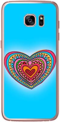 PrintVisa Back Cover for Samsung Galaxy S7 Edge Multicolor