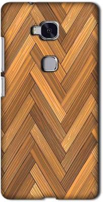 Flipkart SmartBuy Back Cover for Honor 5X Multicolor