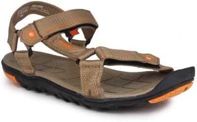 Sparx Men Brown Sports Sandals at flipkart