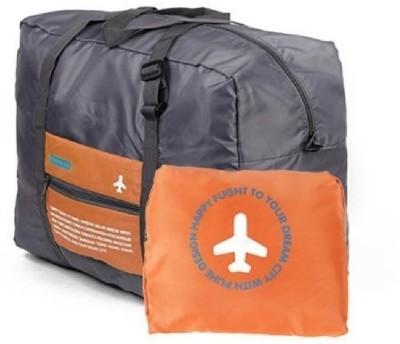 ITALISH Portable Safety Luggage Storage Small Travel Bag Orange ITALISH Small Travel Bags
