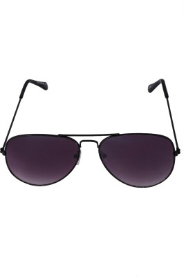 Mango People Aviator Sunglasses(Black) at flipkart