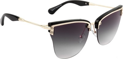 Farenheit FA-7918-C7 Rectangular Sunglasses(Grey) at flipkart