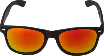 Mango People Wayfarer Sunglasses(Multicolor) at flipkart