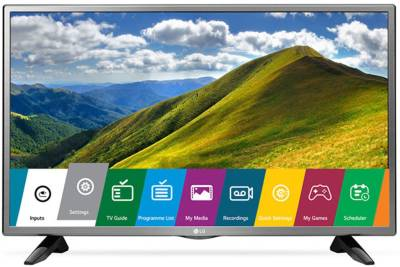 LG 80cm (32) HD Ready LED TVs - Latest Series From ₹18,999