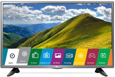 LG 32LJ525D LED TV (32 Inch, HD Ready)