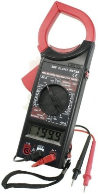 INDO Digital Clamp Multimeter DT266 For AC DC Electricity Ampere Measurement Digital Multimeter(2000 Counts) at flipkart