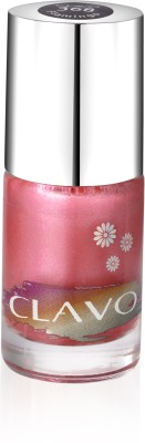 Clavo Long Wear Glossy Nail Polish Flamingo(6 ml)  available at flipkart for Rs.68
