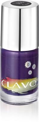 Clavo Long Wear Crème Nail Polish Cobalt(6 ml)  available at flipkart for Rs.68