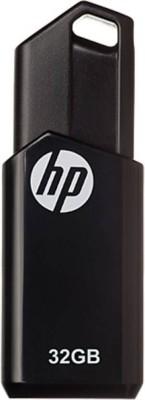 HP Flash Drive v150w 32  GB Pen Drive Black HP Pen Drives