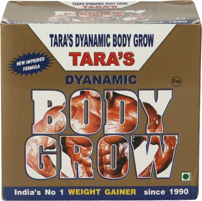 Tara Nutricare Body Grow Weight Gainers(1 kg, Chocolate)