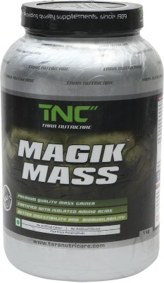 Tara Nutricare Magic Mass Mass Gainers(1 kg, Chocolate)