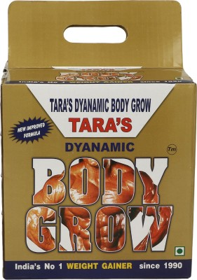 Tara Nutricare Body Grow Weight Gainers(4 kg, Chocolate)