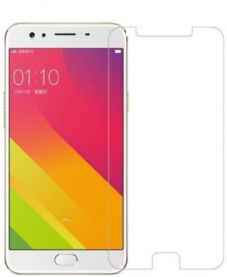 Jax Mart Tempered Glass Guard for Oppo F3. Plus(Pack of 1)