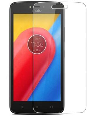 S-Softline Tempered Glass Guard for Motorola Moto C Plus(Pack of 1)