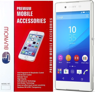Buynow Tempered Glass Guard for Sony Xperia Z3+, Sony Xperia Z3 Plus(Pack of 1)
