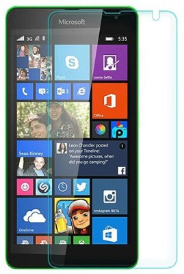 jolies Tempered Glass Guard for Nokia Lumia 530(Pack of 1)