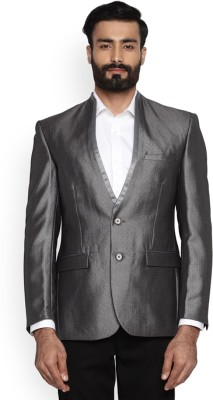 c5b873bef Raymond Solid Single Breasted Formal Men Blazer best price in India