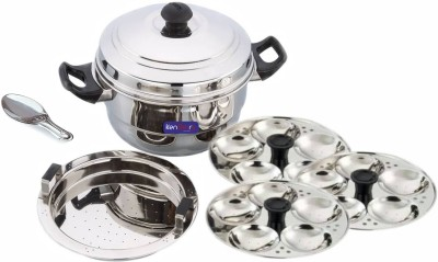 KenBerry Induction & Standard Idli Maker(3 Plates , 15 Idlis ) at flipkart