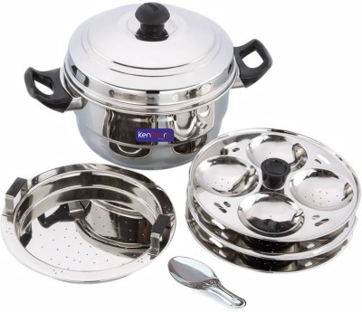 KenBerry Induction & Standard Idli Maker(3 Plates , 12 Idlis ) at flipkart