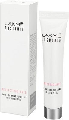 Lakme Absolute Perfect Radiance Skin Lightening Day Creme, 15gm