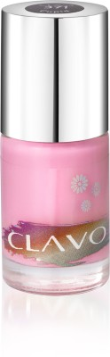 Clavo Long Wear Crème Nail Polish Cupid(6 ml)  available at flipkart for Rs.67