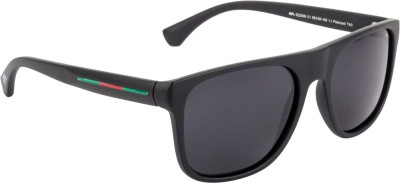 Farenheit Wayfarer Sunglasses(Grey) at flipkart