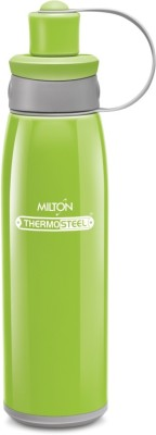 Milton bravo 400ml 400 ml Flask(Pack of 1, Green)