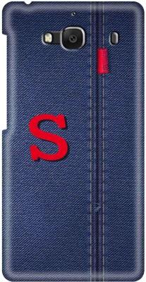 Flipkart SmartBuy Back Cover for Mi Redmi 2 Prime Multicolor