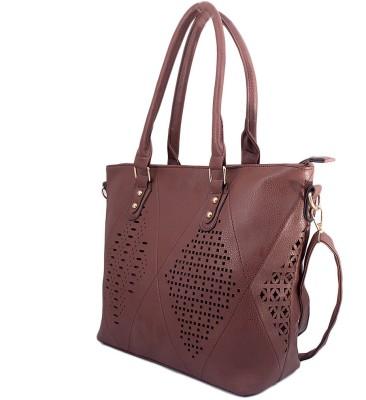 Trendy Guys Shoulder Bag(Brown) at flipkart