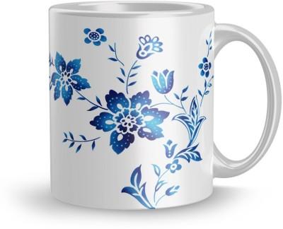 EARNAM Earnam Multicolor 320ml Ceramic Printed mug Gift For boyfriend Gift For gift for mom Ceramic Mug(350 ml) at flipkart