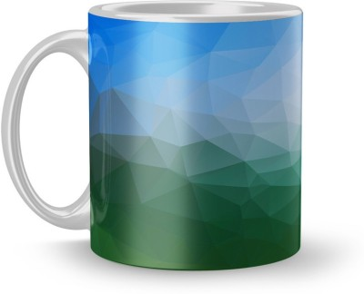 EARNAM Earnam Fancy 320ml Ceramic Printed mug Gift For anniversarywife Gift For girls Ceramic Mug(350 ml) at flipkart