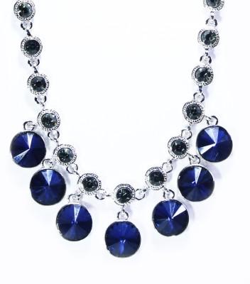Diana Korr DKJ-N54 Crystal Alloy Necklace at flipkart