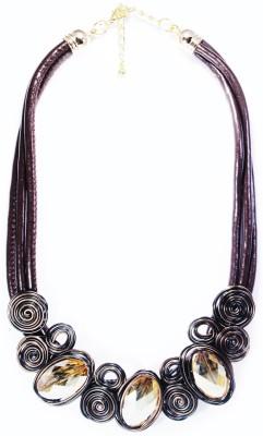 Diana Korr DKJ-N55 Crystal Alloy Necklace at flipkart