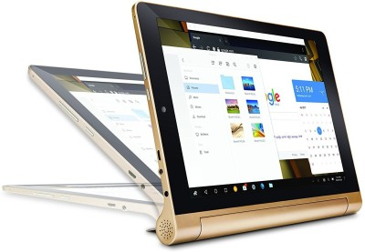 iBall X1 4G with VoLTE Support 16 GB 10.1 inch with Wi-Fi+4G Tablet (Bronze Gold)