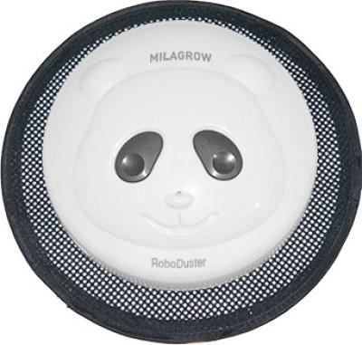 Milagrow RoboDuster Panda Robotic Floor Cleaner(Silver) at flipkart